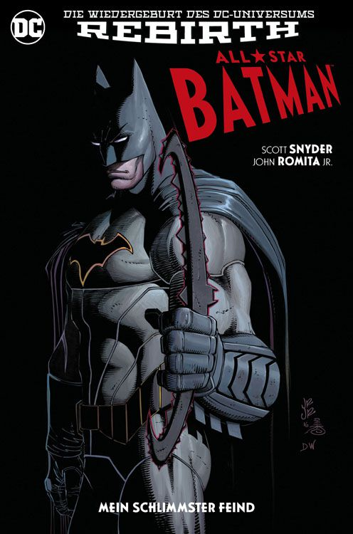 Pic Kritik All Star Batman #1