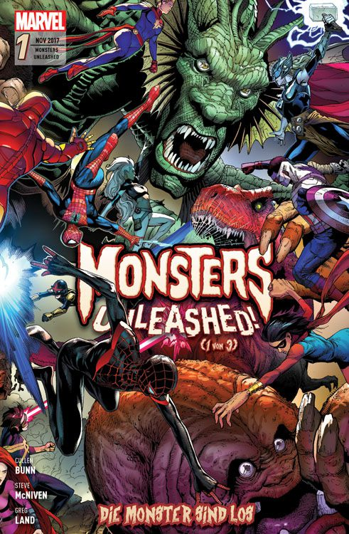 Pic Kritik Monsters Unleashed